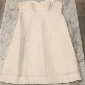 Lily Pulitzer White Cocktail Dress